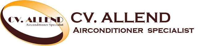 Allend,Aircon,Perusahaan Kontraktor, Advertising, dan Dealer Resmi